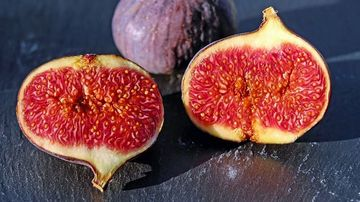 Smochinele proaspete -fructe cu puternic potential alcalin