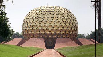 Auroville, orasul in care oamenii traiescFARA POLITICA, RELIGIESAU BANI