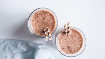 Shake de ciocolata pentru cei mici..si nu numai