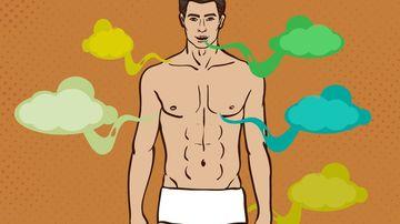 Mirosul corporal tradeaza cât de sanatos esti