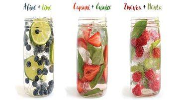 Apa de fructe - beneficii si retete