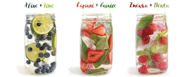 apa fructe enzimatica