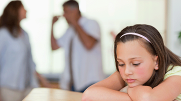 Cum vad copiii cearta sau divortul in familie