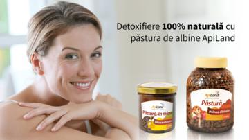 Păstura de albine - cel mai eficient mod de a-ti detoxifia natural organismul