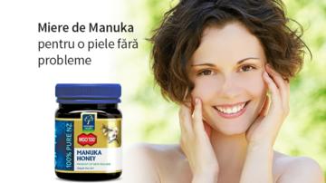 8 probleme ale pielii pe care le poți trata cu miere de Manuka