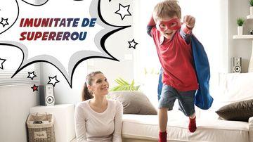 7 Sfaturi practice pentru creşterea imunităţii copiilor la schimbarea de sezon