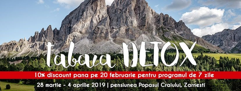 banner detox primavara 2019