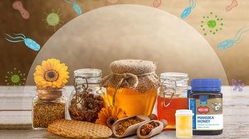 Imunitate puternica in sezonul rece cu produse apicole