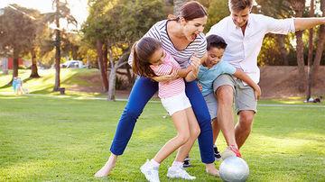 10 activitati distractive in aer liber pentru copii