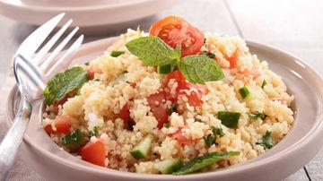 Salată Taboulé cu conopidă