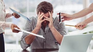 16 semne care îți arată că ești mult prea stresat.