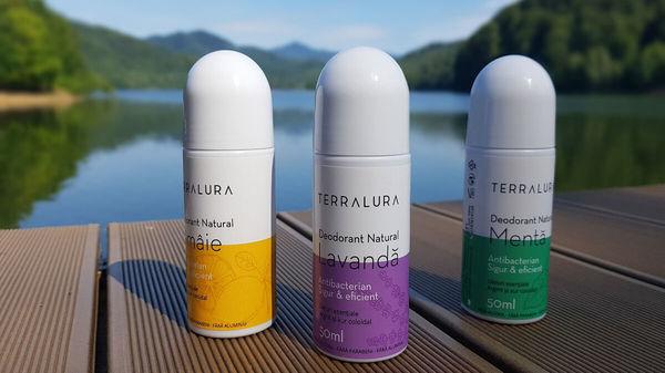 Deodorante naturale: la ce să te aștepți când le folosești?