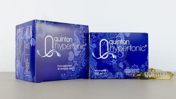 Plasma Quinton - secretul uitat al vindecării şi vitalizării organismului