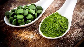 Chlorella iti protejeaza si detoxifiaza ficatul