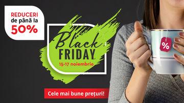 Reduceri Black Friday 2019. O bună ocazie pentru noi să dăruim mai departe ceea ce primim. O oportunitate pentru tine să beneficiezi de cele mai bune preţuri din an.