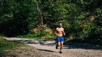 Beneficiile alergatului în natură