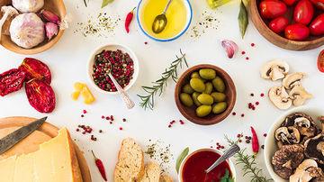 Dieta mediteraneană - ghid complet pentru vegetarieni (include meniu săptămânal)