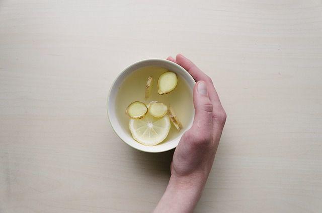 Cum se face ceaiul de ghimbir