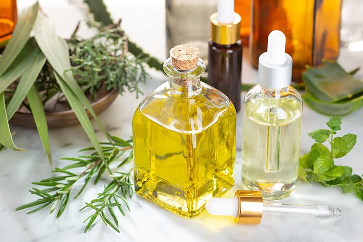 uleiuri esentiale pentru astm