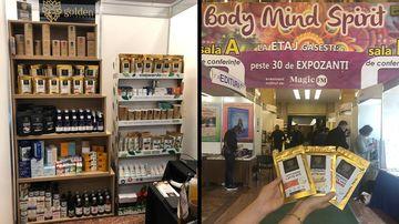 Experiența Viața Verde Viu la cel mai mare eveniment pentru sănătate: Body Mind Spirit Expo 2020, București