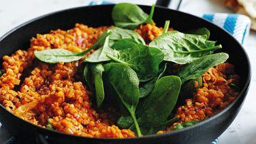 Rețete cu alimente sattvice - 2. Cereale și leguminoase