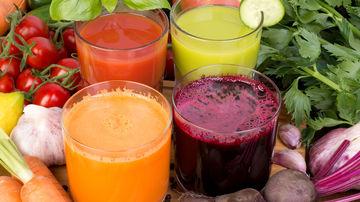 Mic ghid de JUICING - Sucuri de fructe și legume