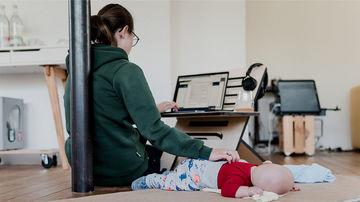 4 idei pentru a-ți reduce stresul când lucrezi de acasă