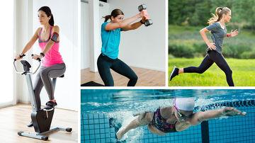 Ce tip de exerciții fizice te ajută cel mai mult în slăbit?