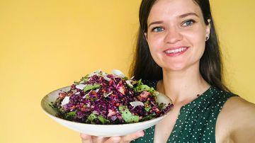 Provocare 7 salate de vară la cină