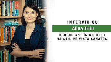Ce mâncăm în vacanță pentru a evita acumularea de kilograme în plus? Interviu cu Alina Trifu, consultant în nutriție și stil de viață sănătos