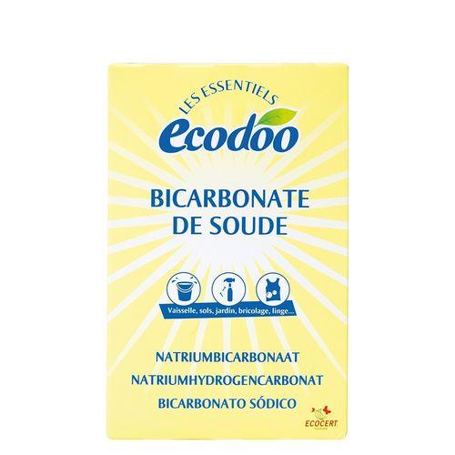 Bicarbonat de Sodiu Pentru Menaj, 500g   Ecodoo