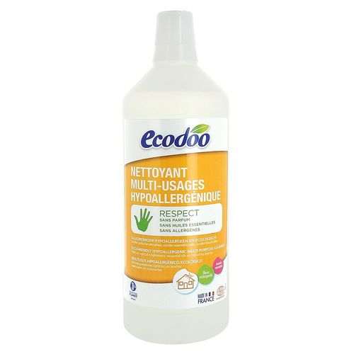 Detergent Multi-Suprafețe Hipoalergenic, 1000ml | Ecodoo