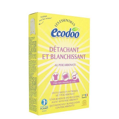 Înălbitor și Antipete Pudra 2în1 cu Percarbonat, 350g | Ecodoo