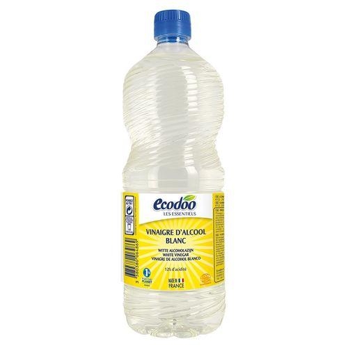 Oțet din Alcool Alb Pentru Menaj, 1000ml | Ecodoo