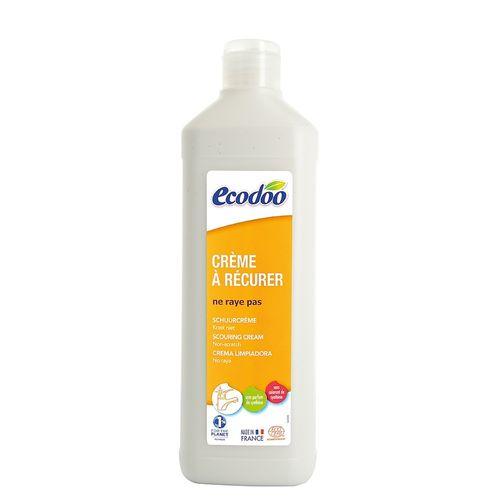 Cremă Abrazivă cu Bicarbonat Pentru Curățare, 500ml   Ecodoo