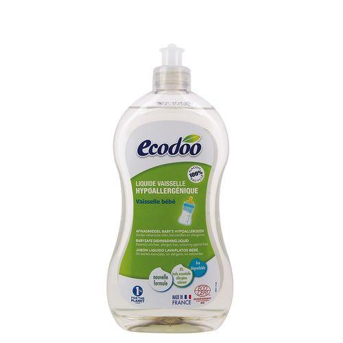 Detergent Vase Pentru Bebeluși, 500ml   Ecodoo