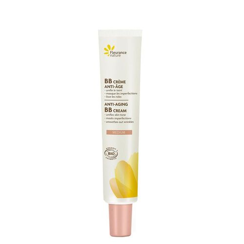 BB Cream Anti Age - Nuanță Medie, 40ml | Fleurance Nature