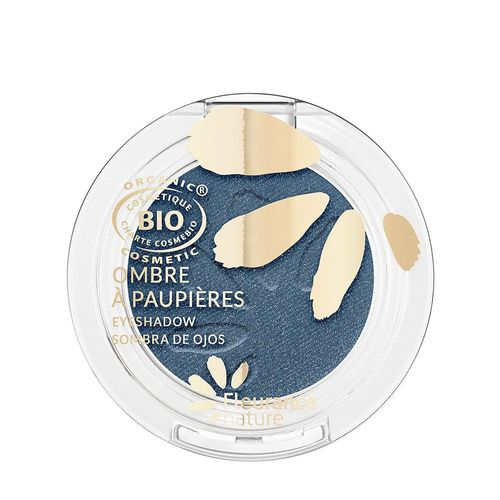 Fard bio de pleoape BLEU INTENSE IRISÉ - pudrieră 1.7g   Fleurance Nature