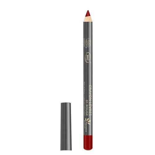 Creion de buze ROȘU 1.1g   Fleurance Nature