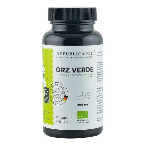 Orz Verde Ecologic, 90 capsule | Republica BIO