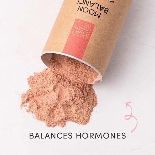 Pachet Cură Completă MOON BALANCE Organic Superfood Mix, 3x 200g | Your Super