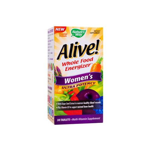 Alive! Femei Ultra, 30 tablete filmate | Secom