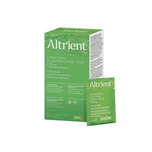 Altrient Acid R-Alpha Lipoic Liposomal, 30 pliculețe | LivOn Labs