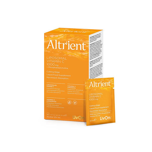 Altrient C - Vitamina C Lipozomală 1000mg, 30 pliculețe | LivOn Labs