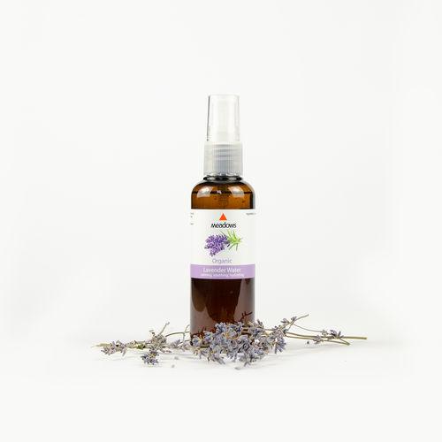Apă de Lavandă Organică, 100ml | Meadows Aroma