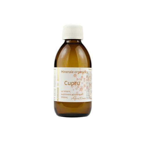 Cupru Organic, 200ml | AquaNano