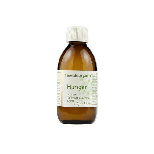Mangan Organic, 200ml | AquaNano