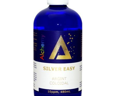 Argint coloidal SilverEasy 10ppm | Pure Alchemy