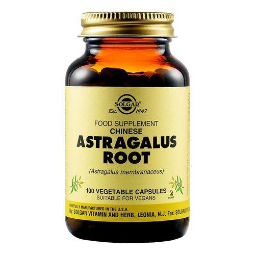 Astragalus Root (Rădăcină de Astragalus), 100 capsule | Solgar