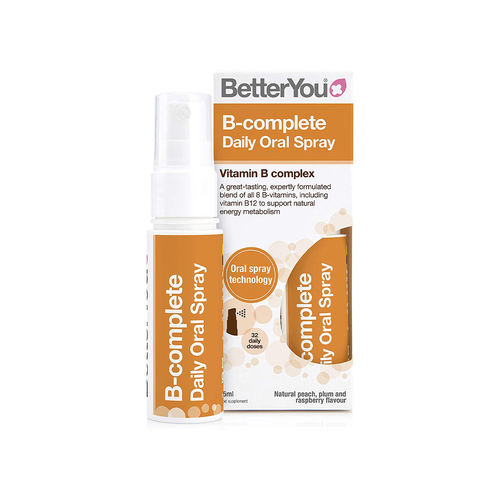 B-Complete Oral Spray, 25ml | BetterYou